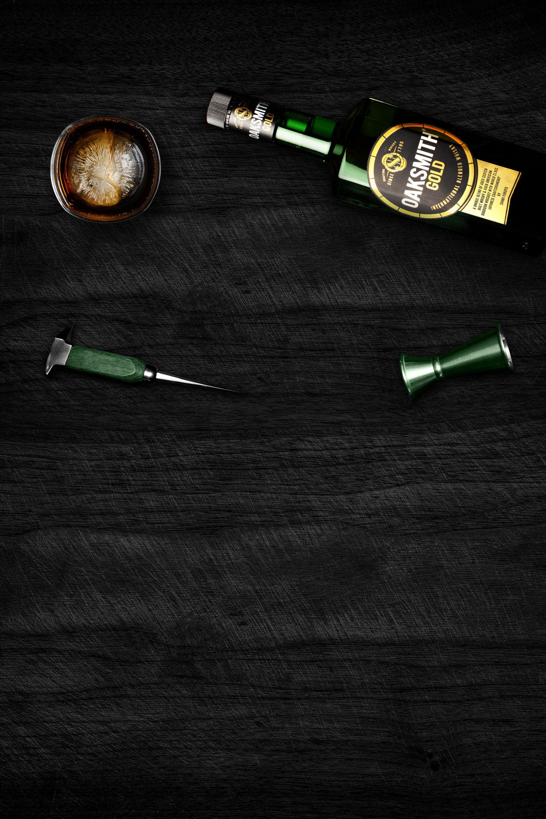 oaksmith gold whisky price
