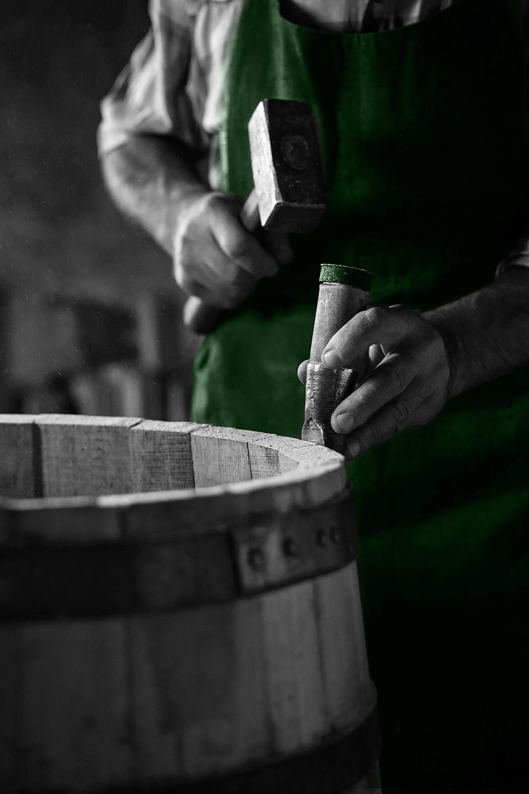 oaksmith international barrel getting made