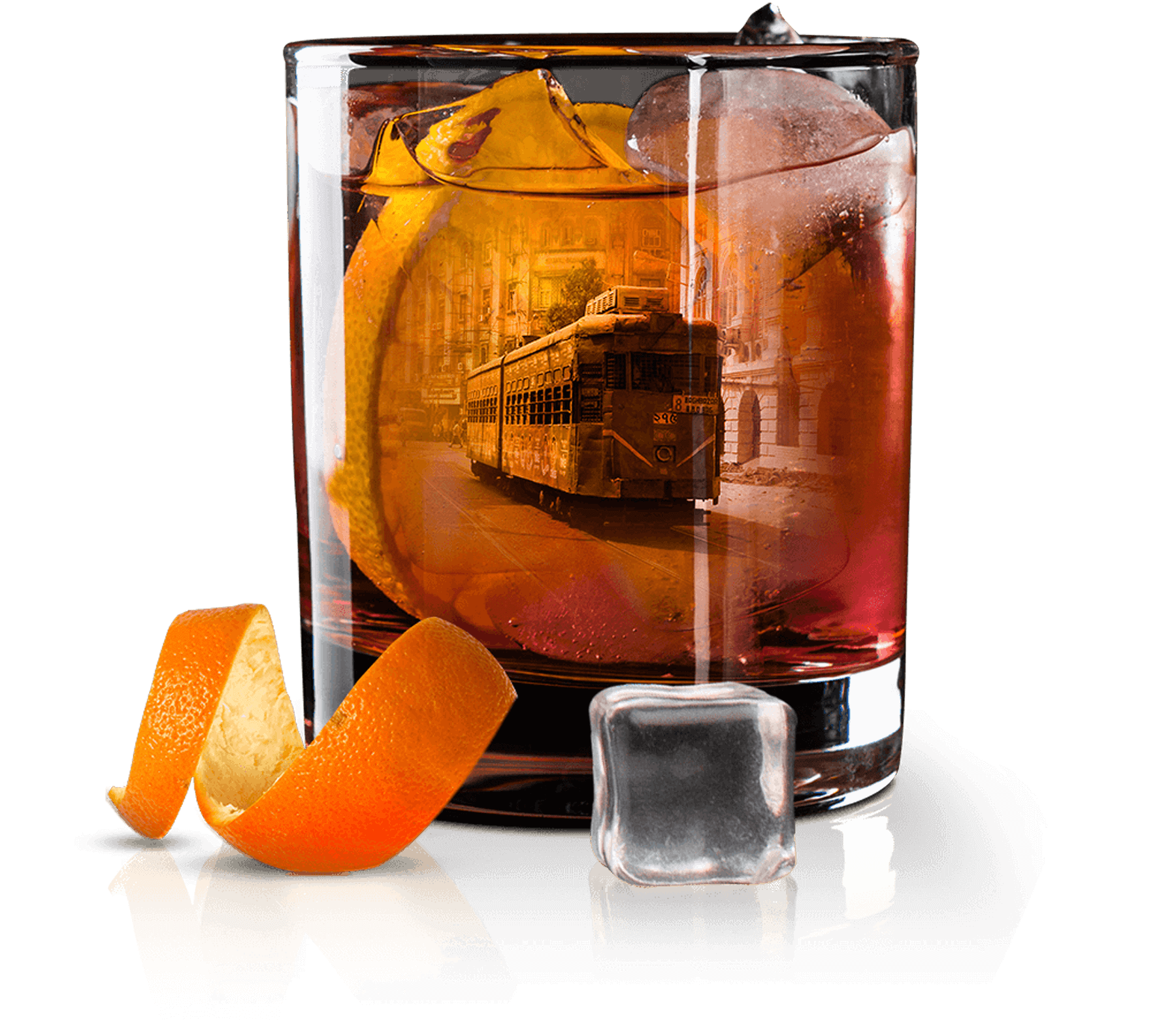 oaksmith gold kolkata inspired cocktail